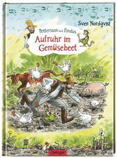 Sven Nordqvist - Aufruhr im Gemüsebeet (Pettersson und Findus)