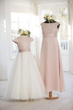 View our True Bride & Nicki Flynn Wedding Dresses Bridesmaid Dresses by True Bridesmaids & Luna Collections. Find pretty Lace bridal gowns chiffon bridesmaids and more. Tulle Flower Girl, White Flower Girl Dresses, Wedding Flower Girl Dresses, Flower Girls, Girls Bridesmaid Dresses, Junior Bridesmaids, Sequin Bridesmaid, Bridesmaid Outfit, Bridesmaid Flowers