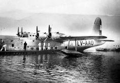 Historias Individuales: LV-AAQ Shorts S.25 Sandringham Mk.3 c/n SH.53C