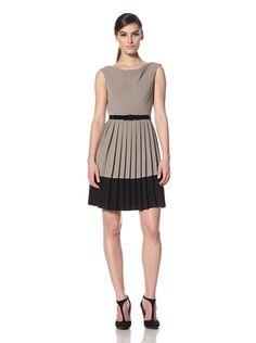 68% OFF Eva Franco Women's Natalia Dress (Skylight)