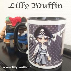 Mug Louis le pirate à l'abordage !