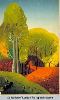 Edward McKnight Kauffer, 1938