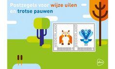 Da's toch een kaart waard 2016 - Postzegelvellen - Postzegelproducten