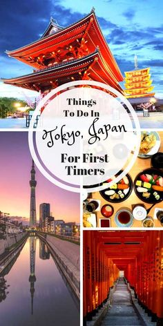 Things to do in Tokyo - Must-See Attractions for First Time Visitors Things to do in Tokyo Japan Tokyo Japan Travel, Japan Travel Guide, Asia Travel, Japan Trip, Tokyo Tourism, Tokyo Trip, Tokyo 2020, Tokyo Japan Attractions, Tokyo City