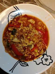 Healthy Foods, Healthy Recipes, Chili, Soup, Health Foods, Chile, Healthy Groceries, Healthy Eating Recipes, Soups