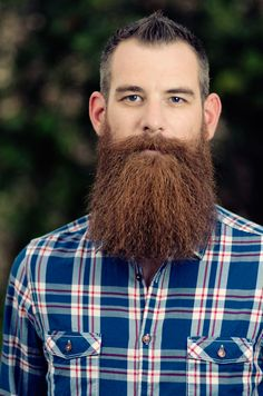 megalomaniacsanonymous:  I've passed my original goals on growing my beard… now where do I go from here?