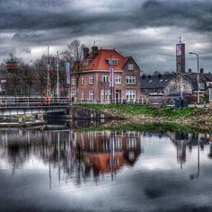 Villa Pastorie Hoevenseweg 2   -- Piushaven  Tilburg