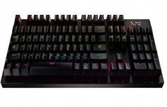 Az ADATA Technology bemutatta az XPGINFAREX K20 gaming billentyűzetet. Lelkes játékosoknak készült, a billentyűzet stílusos fekete színben, mechanikus kék kapcsolókkal rendelkezik, a háttérvilágítással ellátott billentyűket 50g nyomóerővel látták el, amihez 11 világítási effektust programozhatunk be a professzionális játék és a hangulat érdekében. Az INFAREX K20 gombjait hosszú élettartamra és tartósságra tervezték, 50 millió billentyű lenyomással és anti-ghosting funkcióval védelmet nyújt a…