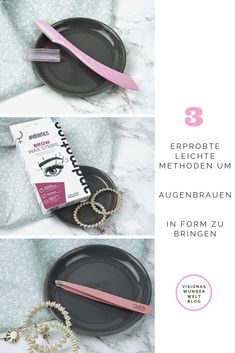 Make Up, Personalized Items, Blog, German, Tutorials, Inspiration, Beauty Tutorials, Tips And Tricks, Deutsch
