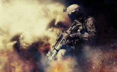 Warfighter Solider (click to view)