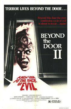 Mario Bava's Beyond The Door II (1977) http://www.imdb.com/title/tt0075651/ - a surprisingly effective Italian chiller. Worth seeking out if you like Daria Nocolodi.