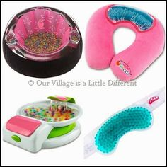 Orbeez Spa Products for young girls.