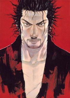 Inoue Takehiko : 井上 雄彦(漫画家)