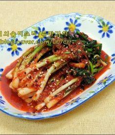 김장김치 실패없이 담그는법, 김장김치10포기양념 Buddha Bowl, Korean Food, Kimchi, Food And Drink, Beef, Chicken, Cooking, Ethnic Recipes, Meat