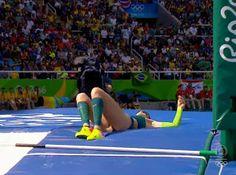 Blog Esportivo do Suíço:  Fabiana Murer falha três vezes e fica fora da decisão do salto com vara