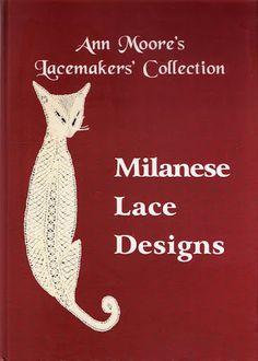 Milanese Lace Designs - Ann Moore Lacemakers' Collection – Helena Strzępa – Picasa tīmekļa albumi