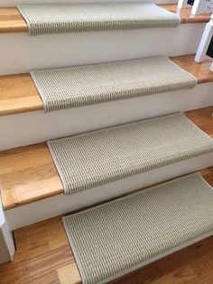 Sunrise Spring Place 100% New Zealand Wool! TRUE Bullnose™ Carpet Stair  Tread Runner Replacement For Style, Comfort U0026 Safety (Sold Each)