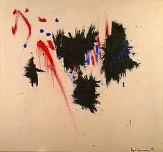 In the Vastness of Sorrowful Thoughts - Hans Hofmann
