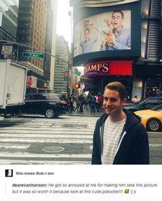 Aww my cute lil Ben