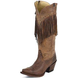 Tony Lama 100% Vaquero Mosto Tucson VF3036 Womens- $195 from Sterling Leather. #western #cowgirlstyle #tonylama