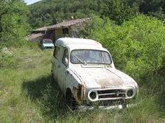 「renault r4 rusty