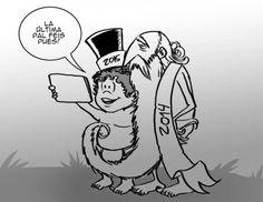 caricatura del dia