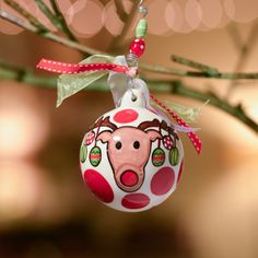 Decorate Reindeer Ornament
