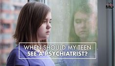 Should your teen see a psychiatrist? Learn more with Dallas Psychiatrist Dr. Ken Hopper.