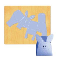 Ellison SureCut Die - Box #41 (Rabbit) - XL $75.00