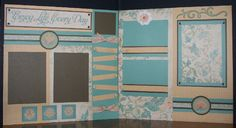 layout by Tina Lovell using CTMH Veranda paper