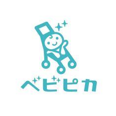 ベビー用品クリーニングサービスのロゴ