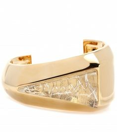 mytheresa.com - Bettina resin cuff - Luxury Fashion for Women / Designer clothing, shoes, bags