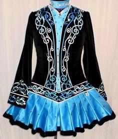 Kirations Irish Dance Dress:  They make beautiful dresses! https://sites.google.com/site/kirations/