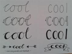 Ik mocht een handletter lesje geven bij mijn zoons in de klas! Handletteren is geschikt voor kinderen vanaf het moment dat ze letters ook...