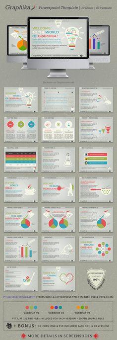 Graphika PowerPoint Templates