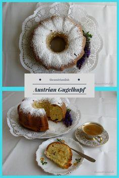 Pastry Dishes, Ring Cake, Austrian Recipes, Sunday Breakfast, Piece Of Cakes, Raisin, Doughnut, Wordpress, Muffin
