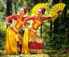 Tarian Jaipong, Jawa Barat #PINdonesia