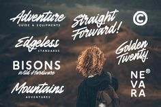 Ad: Amnesty - Handwritten Font Duo by MOCOSANS on The Amnesty font duo consists out of dry brush script and sans serif. It has dynamic modern looks, and can be used for a large range of Brush Script, Brush Lettering, Hand Lettering, Graphic Design Fonts, Graphic Design Inspiration, Condensed Font, Indesign Magazine Templates, Handwriting Fonts, Script Fonts
