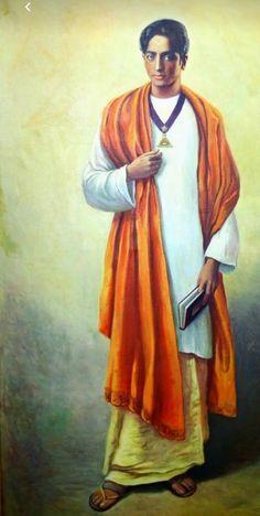 Jiddu Krishnamurti, Painting, Art, Art Background, Painting Art, Kunst, Paintings, Performing Arts, Painted Canvas