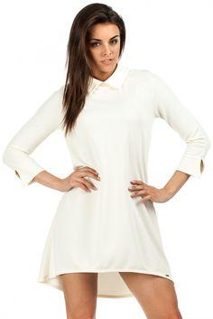 https://www.margery.pl/Sukienka-Model-MOE107-Ecru-p2149  Promocja -25% na wszystko! Zapraszamy :)
