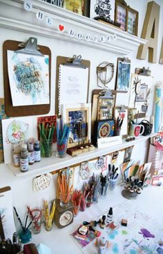 6 Creative Studio Organization Tips – apartment.club 6 Creative Studio Organization Tips Home Art Studios, Art Studio At Home, Art Studio Spaces, Studio Studio, Art Spaces, Artist Studios, Studio Apartment Design, Art Studio Design, Art Studio Decor