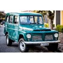 Rural Willys Vendo - Carro Antigo - Caminhonete - Original