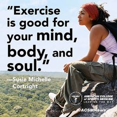 exercise the mind body and soul essay Your body, mind, and soul are entwined when one is impacted, so are the others here are some other ways physically moving your body helps your mind and soul.
