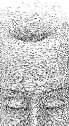 Markus Raetz Öffnung My Eyes, Illustration Art, Drawings, Decor, To Draw, Decorating, Dekoration, Drawing, Draw