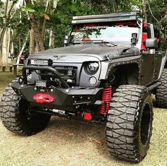 Jeep Wrangler..