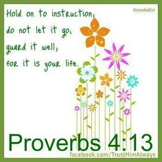 Where does your instruction come from?  God does not allow suffering. It is satan who tricks you into believing that.Then why did God let His son suffer so to be crucified? TO CONQUER EVIL that was the sin of the world in their misconception of thinkin living behavior and lifestyle. AN OLD COVENANT. Proverbs 4:13