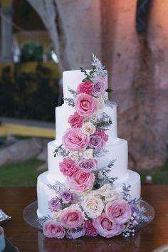 lindo pastel de bodas                                                       …