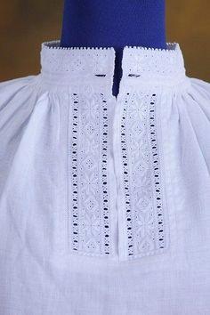 Bunadskjorte Fana dame kampanjepris | FINN.no Hardanger Embroidery, Folk Embroidery, Folk Costume, Costumes, Knitting Accessories, Traditional Outfits, Norway, Needlework, Plus Size