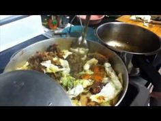 ▶ How To Make Legume (* Vegetable Stew*) the haitian way - YouTube