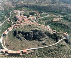 Castillo de Bejis Castellon .Spain .